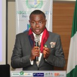 Mr. Shedrack Madlion CEO Admiral Environmental Care @ Nigeria-Brazil Business & Investment Summit